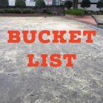 死ぬまでにしたいことをリスト化した 【バケットリスト】を公開してみる。