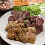 【11/29 いい肉の日】 黒豚ホルモン 炭焼ムゲン