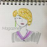 わたしのコンプレックスを長所に変えてくれた、おすすめ海外雑誌♡