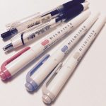 【ワークショップやイラストにおすすめ】 裏移りしないペン5選!